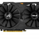 SVGA ASUS STRIX-RX470-O4G-GAMING Amd Radeon RX470 4GDDR5 PCIe3.0 256bit HDMI DP 2xDVI-D HDCP OpenGL4.5 2slot 9