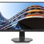 MONITOR PHILIPS LCD IPS LED 27 WIDE 271S7QJMB/00 5ms Softblue MM 0.311 FHD 1920x1080 1000:1 BLACK VGA DP HDMI