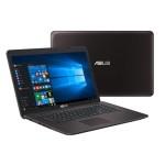 NB ASUS X756UX-T4187T 17.3AG Dark Brown i5-7200U 8GBDDR4 1TB W10 ODD VGA/G950M-2GB WiFi CAM BT Glan CardR 4USB