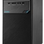 PC ASUS 30Lt D320MT-I360980010 i3-6098P H110 4GBDDR4 1TB FreeDos ODD RS232 6USB CardR HDMI T+Musb 1Y Fino:29/0