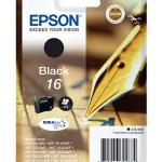 CARTUCCIA EPSON 16 'Penna e Cruciverba' C13T16214010/12 NERO x WF-2510FW/WF-2520NF/WF-2530WF/WF-2540WF/WF-2010
