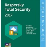 KASPERSKY TOTAL SECURITY 2017 -- 3PC x PC/MAC/Android (KL1919TBCFS-7)
