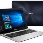 NB ASUS X556UR-XO346T 15.6AG Dark Blue i7-7500U 4GBDDR4 500GB W10 ODD VGA/G930MX-2GB WiFi CAM BT Glan 3USB Car