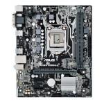 MB ASUS PRIME B250M-K LGA1151 B250 2xDDR4DC-2400 1PCIe3.0x16 VGA 6SAT3 M.2 GBLAN 6USB3.0 mATX 90MB0T10-M0EAY0
