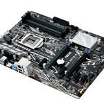 MB ASUS PRIME Z270-P LGA1151 Z270 4xD4-3866o.c. 1PCIe3.0x16 4xSATA3 M.2 GLAN HDMI DVI USB3.0 ATX 90MB0SY0-M0EA