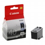 CARTUCCIA CANON PG-40 NERA PIXIP1600/2200/150/170//1700/160/180/210/220 195 pag. 0615B001