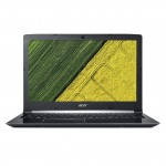 NB ACER A5 AS NX.GP4ET.001 15.6'FHD Black i7-7500U 2.7GHz 8GBDDR4 1TB W10 noODD CAM WiFi BT4.0 3USB 1USBc Fino