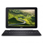 TABLET 2in1 ACER 10.1'IPS Grey AspireOne10 NT.LCQET.004 QC x5-Z8350 4GBDDR3 64GBeMMC W10 WiFi CAM BT4.0 HDMI U