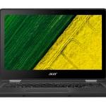 NB ACER SP513 SPIN M-Touch NX.GR7ET.001 13.3'FHD 180° IPS i5-8250U 8GBDDR4 256GBSSD W10 noODD WiFi 3USB HDMI A