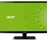 MONITOR ACER LCD LED 24 WIDE V246HLBMD UM.FV6EE.005 5ms MM 1920x1080 1000:1 BLACK VGA DVI Vesa Fino:31/05
