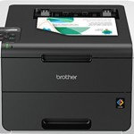 STAMPANTE BROTHER HL-3150CDW LASER COLORE 18ppm F/R autom USB LAN WIFI Fino:30/04