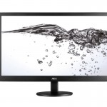 MONITOR AOC LCD LED 23,6' WIDE E2470SWDA 5ms MM 0.27 FHD 1920x1080 1000:1 BLACK VGA DVI Vesa Fino:05/07