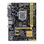 MB ASUS H81M-C LGA1150 H81 2D3DC-1600 VGA 1PCIe2.0x16 2PCIe2.0x1 1PCI 2SATA3 2SATA2 GLAN 2USB3.0 mATX 90MB0GT0