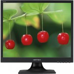 MONITOR HANNSG LCD LED 19' 5:4 HX194DPB 5ms MM 0.294 1280x1024 1000:1 GLOSSY BLACK VGA DVI Vesa Fino:04/05