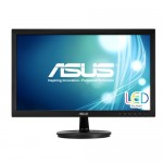 MONITOR ASUS LCD LED 21.5 Wide VS228DE 5ms 0.248 FHD 1920x1080 600:1 BLACK VGA Vesa Fino:31/07