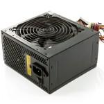 ALIMENTATORE ATX 500W ITEK ENERGY PIV FULL BLACK RETAIL - FAN 12CM - 4 CONN. SATA - 20+4 PIN - SPINA IT. (Gar.