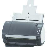 SCANNER FUJITSU FI-7160 A4 (A3 con cartellina opzionale)60ppm/120ipm Ris. 600dpi ADF 80FF DUPLEX USB PA03670-B