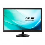 MONITOR ASUS LCD LED 23.6' Wide VS247NR 5ms FHD 1920X1080 1000:1 BLACK VGA DVI Vesa 3Y Fino:28/09