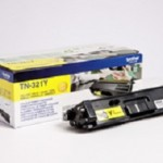 TONER BROTHER TN321Y 1.500PG. X HL-L8250/L8350 DCP-L8400/L8450 MFC-L8650/L8850
