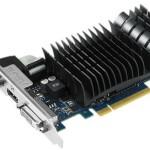 SVGA ASUS GT730-SL-2GD3-BRK GT730 nVidia 2GD3 64bit PCIe2.0 LOW PROFILE PCIEx4 VGA DVI-D HDMI DX11 OpenGl4.3 9