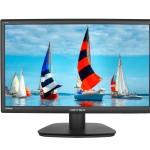 MONITOR HANNSG LCD IPS LED 21.5 Wide HS221HPB 5ms MM 0.248 FHD 1920x1080 1000:1 BLACK VGA DVI HDMI Vesa Fino:2