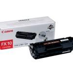 TONER CANON FX10 NERO 0263B002 X L100/200 - MF41XX- MF46XX -MF43XX- MF4010 - PCD450-PCD440