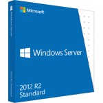 OPT HP SW 748921-B21 MICROSOFT WINDOWS SERVER 2012 STANDARD EDITION R2 ROK (Non include CAL), DVD media IT/EN/