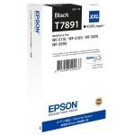 CARTUCCIA EPSON T7891 XXL C13T789140 NERO X WorkForce Pro WF-5110DW, WF-5190DW WF-5620DWF, WF-5690DWF