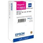 CARTUCCIA EPSON T7893 XXL C13T789340 MAGENTA X WorkForce Pro WF-5110DW, WF-5190DW WF-5620DWF, WF-5690DWF