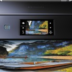 STAMPANTE EPSON MFC INK EXPRESSION PHOTO XP-760 C11CD96402 A4 3in1 9,5PPM ISO LCD TOUCH F/R CARD READ, STAMPA