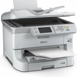 STAMPANTE EPSON MFC INK Workforce Pro WF-8510DWF C11CD44301 A3+ 4in1 34PPM F/R LCD, ADF, LAN, WIFI, WIFI DIREC