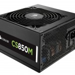 ALIMENTATORE ATX 850 WATT CORSAIR CP-9020086-EU Builder CS850M 80+Gold -Modulare - 3 anni garanzia