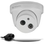 VIDEOCAMERA IP ATLANTIS A11-820A-D Bianca-2Mpixel DOME Sens.SONY 1/2.8CMOS- 1920x1080 Doppio streaming-Ottica