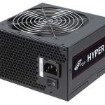 ALIMENTATORE ATX 500W FORTRON HYPER HP500* 80Plus EU 230V, +12V Dual Rail, A-PFC, 12cm quiet fan, PCI-e 6+2Pin