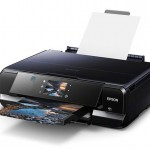 STAMPANTE EPSON MFC INK EXPRESSION PHOTO XP-960 C11CE82402 3in1 A4/A3 28PPM LCD10.9 touch F/R 2CASS CARD READ