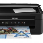 STAMPANTE EPSON MFC INK EcoTank ET-2500 C11CE92402 A4 3in1 9PPM ISO 100FG USB WIFI DIRECT iPrint FLACONI 70ml