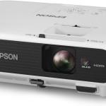 VIDEOPROIETTORE EPSON EB-W04 V11H718040 WXGA 16:10 3000 ANSI LUMEN 15000:1 USB, TELECOMANDO, CAVI, BORSA