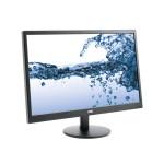 MONITOR AOC LCD LED 21.5 WIDE E2270SWDN 5ms 0.248 FHD 1920x1080 600:1 BLACK VGA DVI Vesa Fino:06/06
