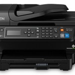 STAMPANTE EPSON INK MFC WORKFORCE WF-2750DWF C11CF76402 A4 4in1 13PPM ISO 150FG F/R ADF LCD WIFI DIRECT