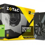 SVGA ZOTAC ZT-P10600A-10L NVIDIA GTX 1060 6GB DDR5 PCIe3.0 DVI HDMI 3xDP dual-slot attiva Garanzia 2+3 anni
