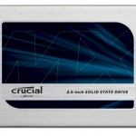 SSD-Solid State Disk 2.5' 275GB SATA3 Crucial MX300 CT275MX300SSD1 Read:530MB/s-Write:500MB/s