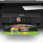 STAMPANTE EPSON MFC INK EXPRESSION HOME XP-342 C11CF31403 A4 3in1 4CART 10PPM ISO 100FG, LCD, CARD READER, WIF