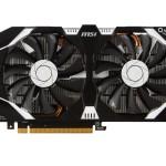 SVGA MSI GTX 1060 3GT OC NVIDIA GTX 1060 Pci-ex16 3.0 3GBDDR5 DP + HDMI + DVI DX12 Fino:31/05