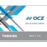 SSD-Solid State Disk 2.5 120GB SATA3 OCZ TL100-25SAT3-120G TL100 Read:550MB/s-Write:530MB/s