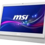 LCDPC M-Touch MSI PRO 20T 6M-015XEU 20'AG White G4440 3.3Ghz 4GBDDR4 1TB FreeDos ODD WiFi 6USB 2xRS232 CAM HDM