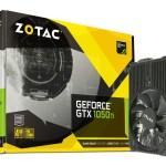 SVGA ZOTAC ZT-P10510A-10L NVIDIA GTX 1050Ti MINI 4GB DDR5 128bit PCIe3.0 DVI HDMI DP 2slot attiva OpenGL4.5 Ga