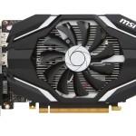 SVGA MSI GTX 1050 Ti 4G OC NVIDIA GTX 1050 Pci-ex16 3.0 4GBDDR5 DP + HDMI + DVI DX12 Fino:31/05