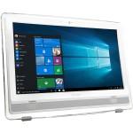 LCDPC M-Touch MSI Pro 22ET 4BW-022XEU 21.5'FHD White N3160 4GBDDR3 1TB FreDos ODD WiFi 6USB 1xRS232 CAM T+M Gl