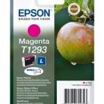 CARTUCCIA EPSON Mela C13T12934011/12 MAGENTA x SX420W-BX305F-BX320FW TAGLIA L