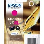 CARTUCCIA EPSON 16XL Penna e Cruciverba C13T16334010/12 MAGENTA x WF-2510FW/WF-2520NF/WF-2530WF/WF-2540WF/WF-2